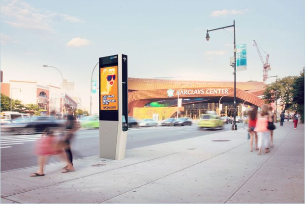 NYC replaces payphone with city-wide free Wi-Fi, calls