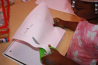 Детский сад шведский стол: математические журналы