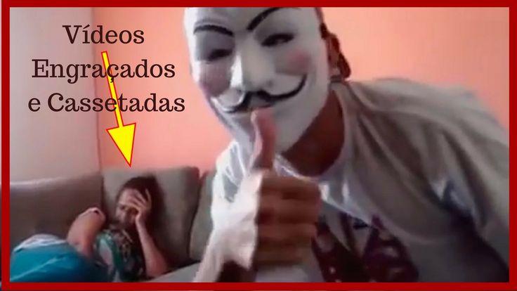 Videos Engraçados e Cassetadas - Vídeos para Morrer de Rir, BOMBOU NAS R...