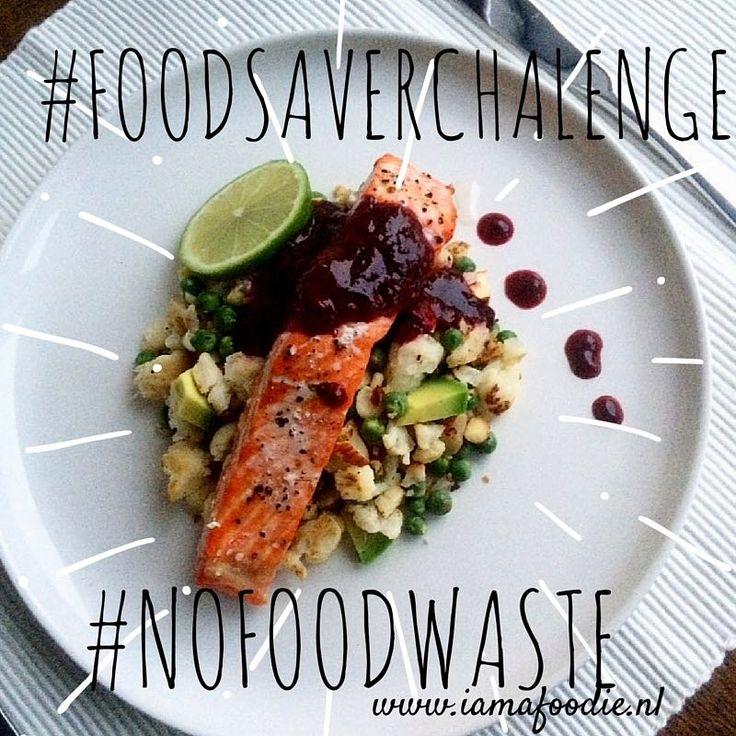 Voedselverspilling is wereldwijd een hot item. Wist je dat de gemiddelde Nederlander jaarlijks zo'n 50 kilo aan goed voedsel weggooit? Enorm zonde en bovenal onnodig. Om voedselversp…