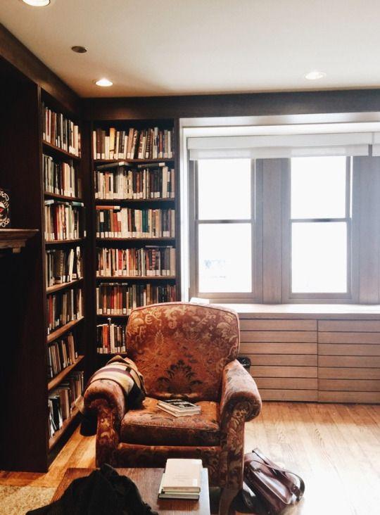 Coziness @ the John W. Graham Library (Trinity College, University of Toronto)