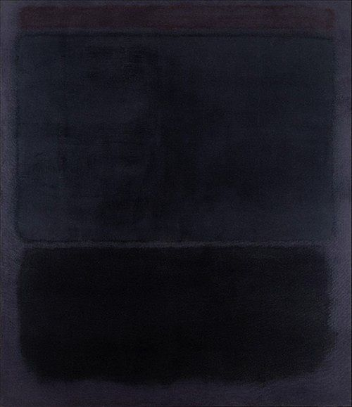 Mark Rothko   Untitled   1960