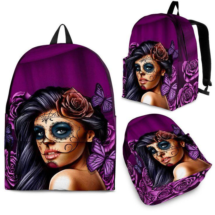 Calavera Backpack
