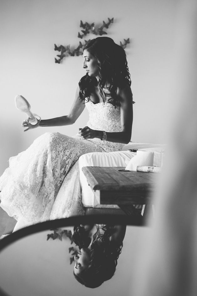 Beautiful Bride in Greece - a Wedding In Messinia by Stella & Moscha -Photography: Thanos Asfis
