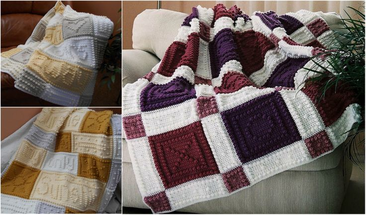 [Easy] LOVE U blanket – Free Crochet Pattern