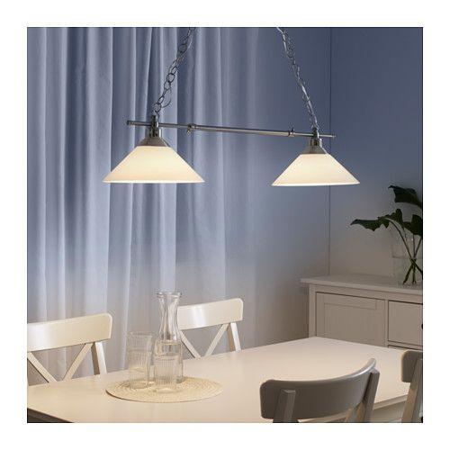 17 best images about d m nagement salle manger on pinterest wood lamps - Ikea abat jour suspension ...