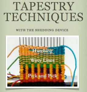 One of a BUNCH of FREE (did I mention free?) tutorials on all things tapestry, and beads too.