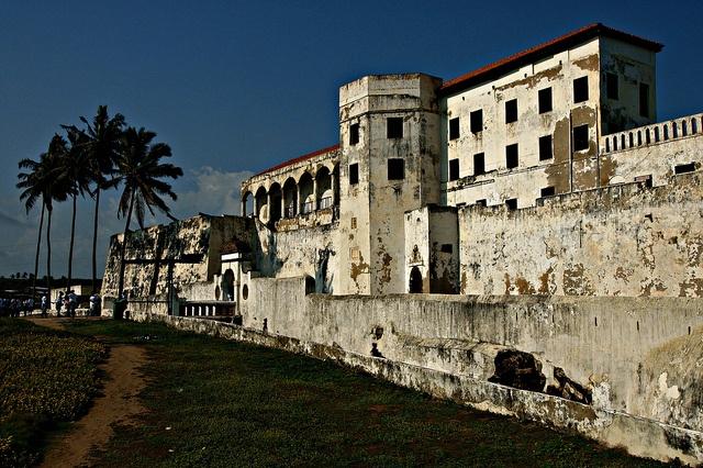 Elmina Castle - Ghana