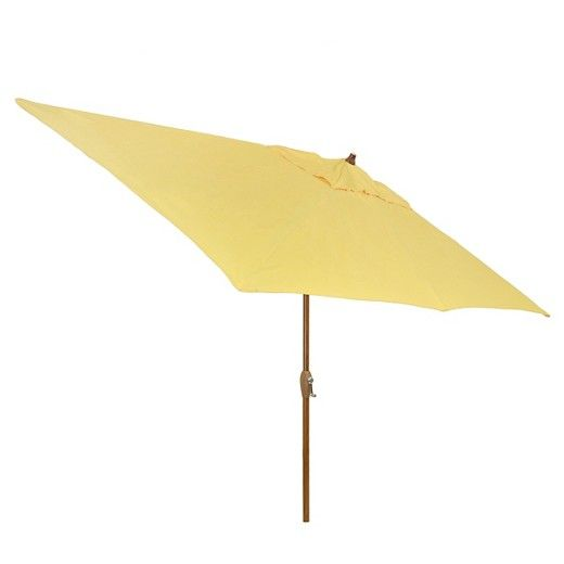 rectangular patio umbrella on pinterest modern outdoor umbrellas