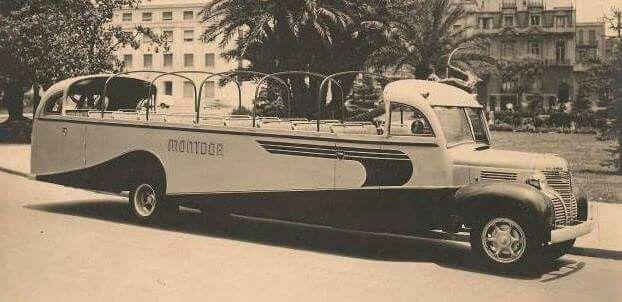 La Bañadera. Transporte turistico
