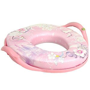 The Best Potty Training Toilet Chairs and Seats: The First Years Disney Princess Magical Sounds Potty Seat (via Parents.com)