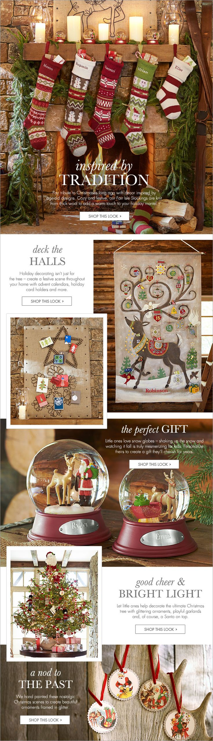 Baby's First Christmas   Pottery Barn Kids