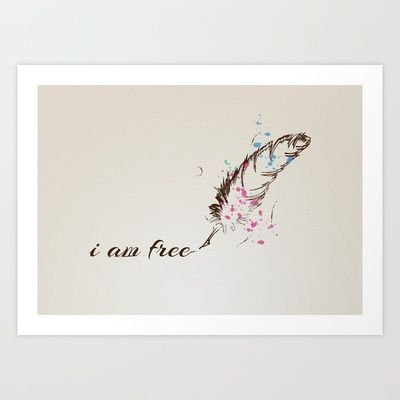 Feather tattoo | Love quote