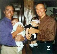 Arnold, and Clint!