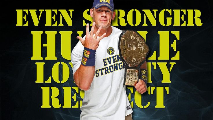 John Cena Wallpapers High Quality Download Free