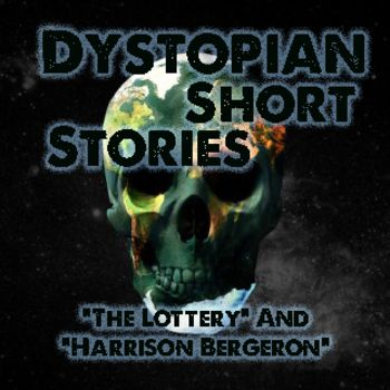 """This BUNDLED product contains two short story units: One for """"HARRISON BERGERON"""" by Kurt Vonnegut, and one for """"THE LOTTERY"""" by Shirley Jackson.  These dystopian short stories would be great to study on their own, but they could also serve as a perfect introduction to a full dystopian novel unit like THE HUNGER GAMES, THE GIVER, FAHRENHEIT 451, 1984, DIVERGENT, and many others. This unit would also be an excellent pairing with my FREE """"CREATING A DYSTOPIA"""" activity."""