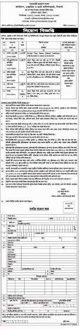 Job Circular For Bangladesh: Bangladesh Custom House Job Circular