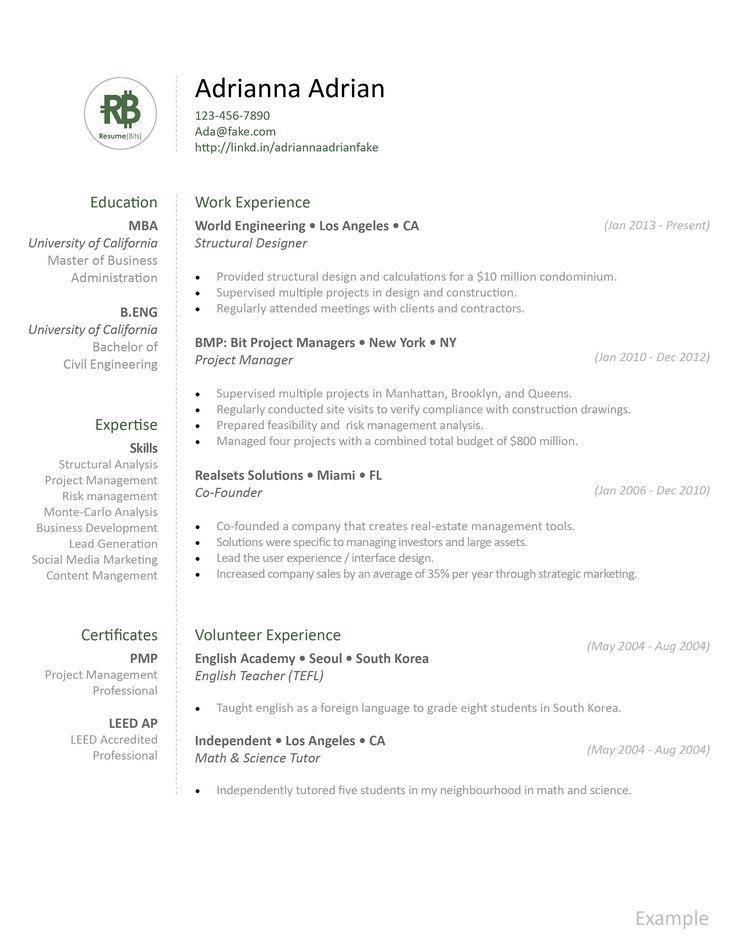 Tips and Tricks how to create good resume. Resume