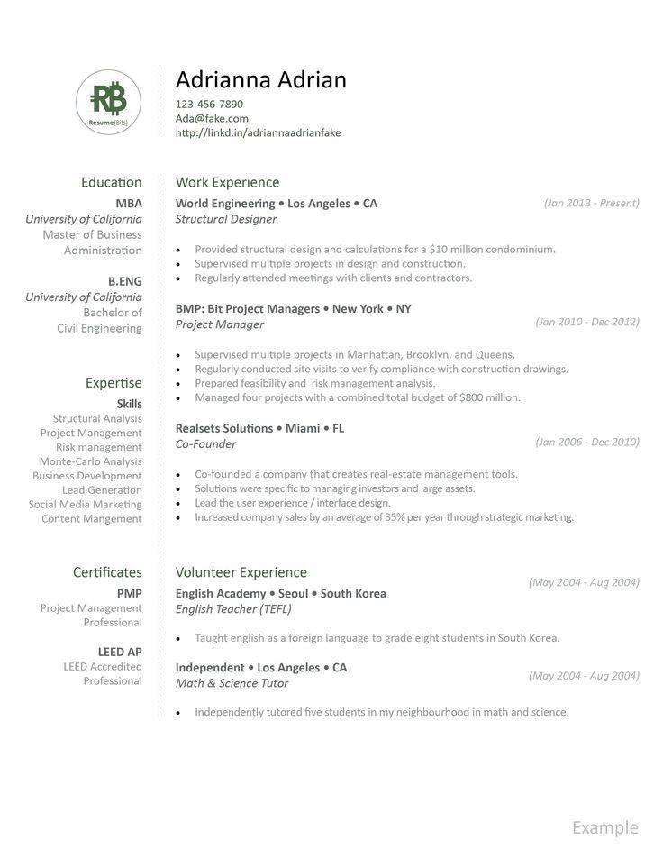 Cv Template Reddit Resume Examples Resume templates