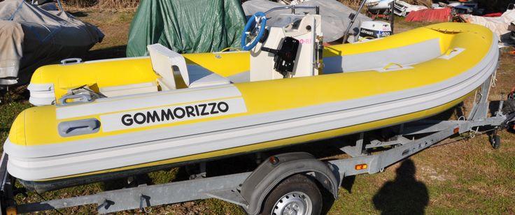 gommone Gommorizzo 510