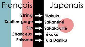 Traduction français-japonais