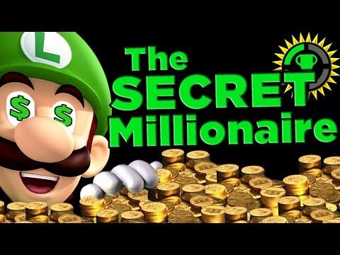 Game Theory: Luigi, the RICHEST Man in the Mushroom Kingdom? (Super Mario Bros) | I NEED SHOPPING