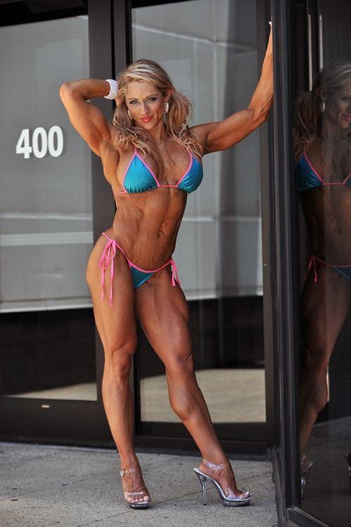 Pin By Matthew Bunker On Matthews Muscle Girls  Pro -6045
