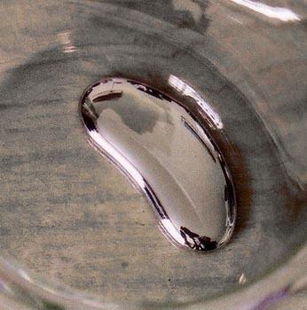The Element Mercury | Silver, Mercury metal, Metal