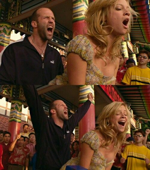 Jason Statham & Amy Smart in Crank | Movies | Pinterest ...