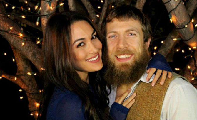 Brie Bella and Daniel Bryan Christmas Shopping