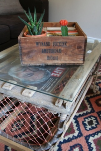 1000 Images About Lobster Trap Table On Pinterest