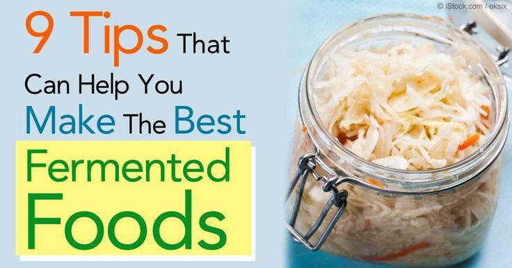 Fermented vegetables are superfoods that provide beneficial microbes, counteract inflammation, and control the growth of disease-causing bacteria. http://articles.mercola.com/sites/articles/archive/2015/09/14/fermenting-foods-at-home.aspx