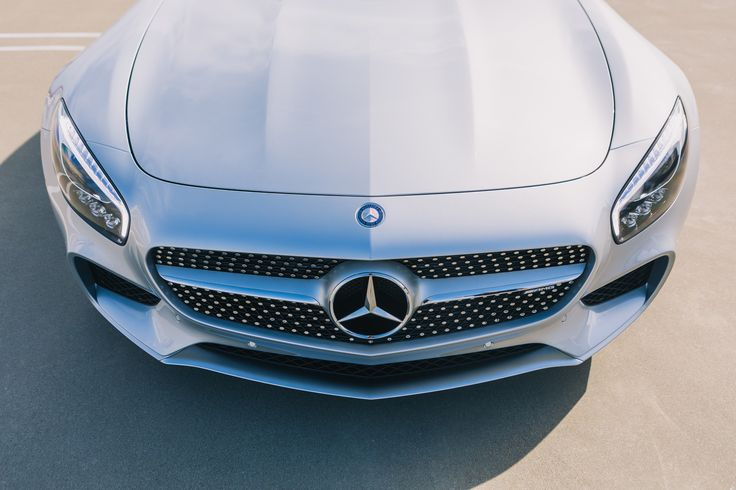 Oh hi! Photo by Ty Johnson (www.tyjo.co) for #MBphotopass via @mercedesbenzusa [Mercedes-AMG GT S | Fuel consumption combined: 9.6–9.4 l/100km | combined CO₂ emissions: 224–219 g/km | http://mb4.me/efficiency_statement]