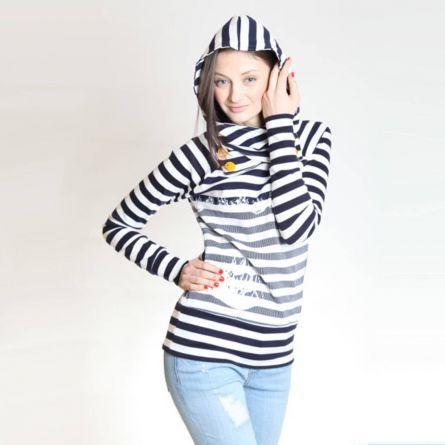 Fashion :: Clothing :: StripedSails Hood