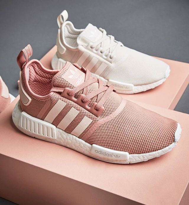rose gold pink adidas shoes womens adidas nmd r1 casual shoes