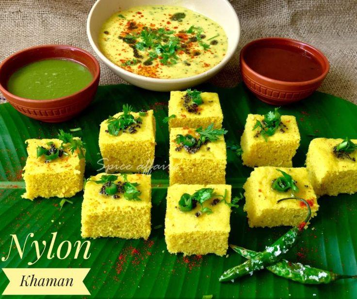 29 best gujrati food images on pinterest dhokla recipe khaman khaman dhokla nylon khaman forumfinder Image collections