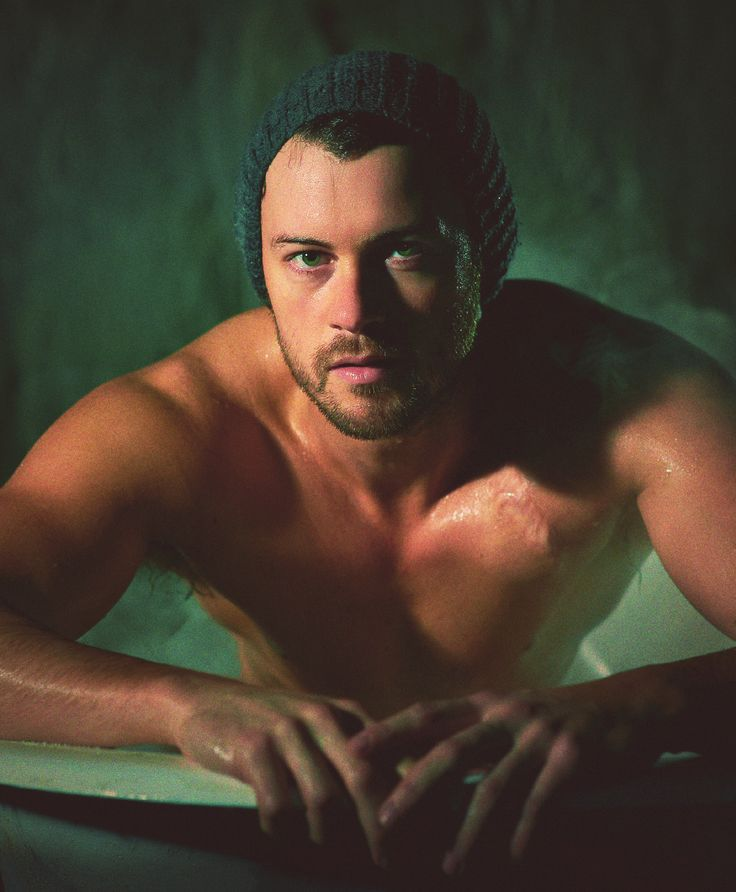 dan feuerriegel-wow a man with a beard I find supremely attractive!