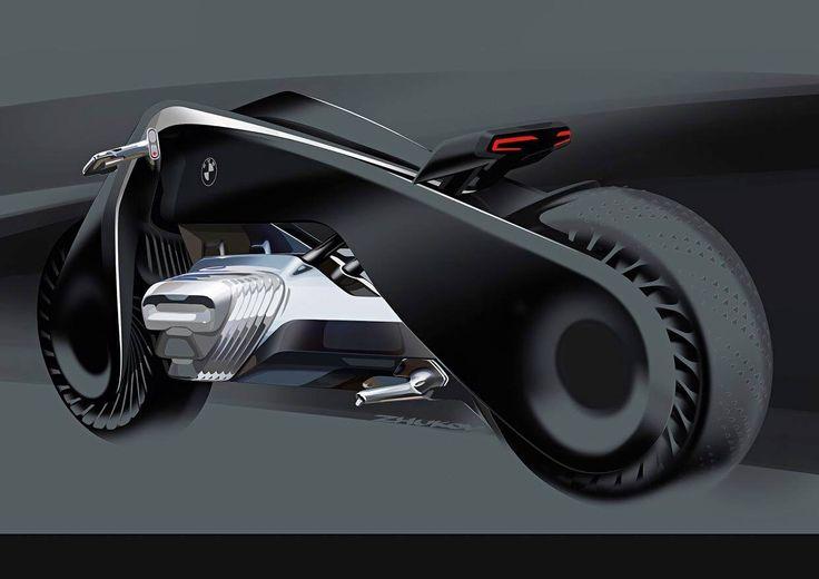 — BMW Motorrad Vision Next 100