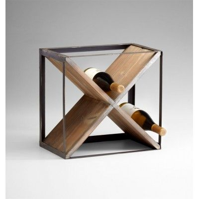 Cube Wine Holder