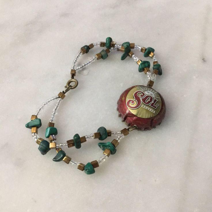 Top 25 best bottle cap jewelry ideas on pinterest for Beer cap jewelry