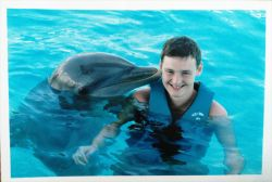 In 2007, I fulfilled a life long ambition which was to swim with dolphins.    I have always been fascinated by dolphins and had always wanted to...