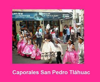 Juan Antonio Ramirez pianista: Caporales San Pedro Tlahuac (danzas mexicanas)   T...