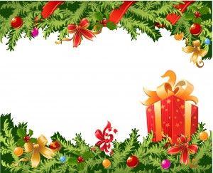 9 tarjetas de navidad para personalizar e imprimir a todo color si lo deseas. #navidad