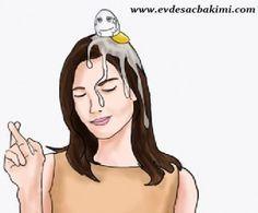 Yumurtayla Yapılan Saç Maskeleri  - yumurtayla yapılan saç bakımı