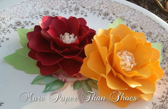 Beautiful custom made paper flowers: Paper Flower