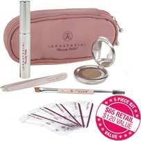 Anastasia eyebrow kit - my friend Margie introduced this to me about 7 years ago and I was hooked instantly!