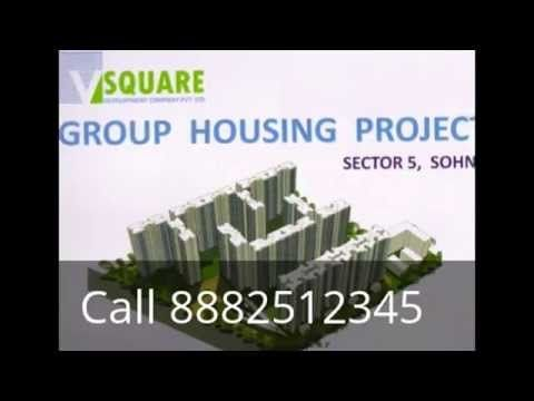 VSQUARE Launching Soon Group Housing in Sector 5 , Sohna