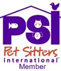 Dog Walkers & More at Coddle Creek, LLC is a member of Pet Sitters International.