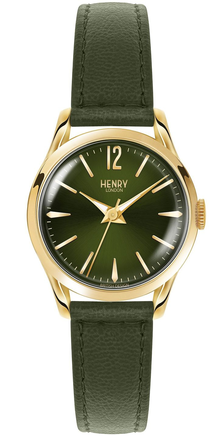 HENRY LONDONは、デザイナーが、ロンドンの骨董市で「Henry, August 1965」という文字が裏蓋に刻印された、スイス製のヴィンテージウォッチを手にしたことがきっかけで誕生しました。  そのヴィンテージウォッチに惚れ込んだデザイナーの想いは、やがて「このHENRYの時計を現代に蘇らせたい」とまで考えるようになり、2015年にHENRY LONDONが誕生しました。