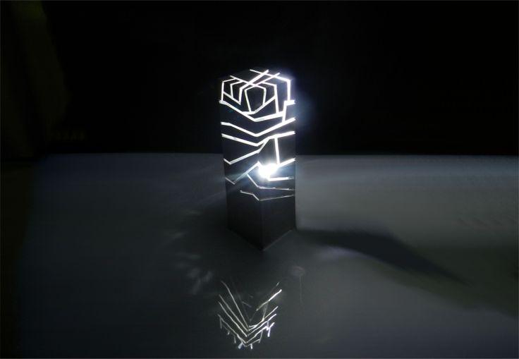 Arquitectura / Instalación / Espacio para contemplación de la Luz